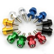 Bobines de bras oscillants 8MM   Boulons, support de bobines, vis pour Suzuki TL1000R 1998 - 03 TL1000S 97 - 01 Vstrom 650 DL650 04 - 09