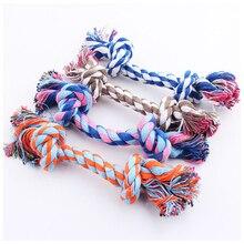 Jouets en corde pour animaux   Nouveau Design, jouets colorés pour mordre, jouets en laine pour chiens, jouets à mâcher pour chiot