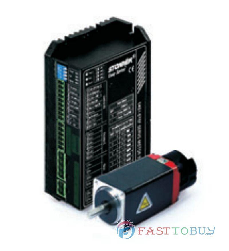 Encodeur 10000P/R DSP   kits de moteur pas à pied à boucle fermée, 2Ph 20 ~ 70VDC 1.2A NEMA11 28mm 0,14nm 28EMC-HB + 28EDC-H