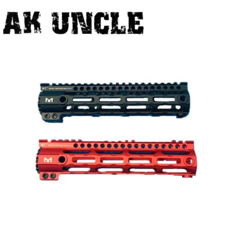AK Uncle Gle Blaster Metal Handguard Accessories MKM2  Metal Fishbone WBB Accessories