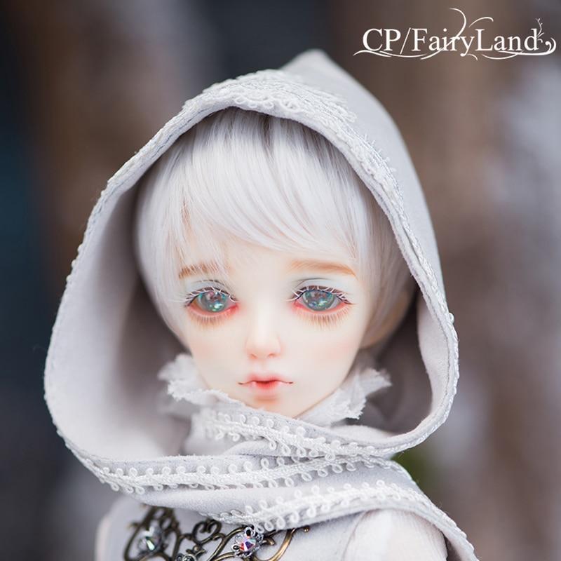 Сказочные Мини-куклы Niella 1/4 BJD, полный комплект для мальчиков, msd, luts, dollmore, bluefairy, высококачественные игрушки из смолы, luodoll