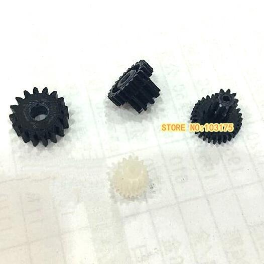 Nuevos engranajes de unidad de Zoom de lente para Nikon P900 P900S pieza de reparación para cámara digital