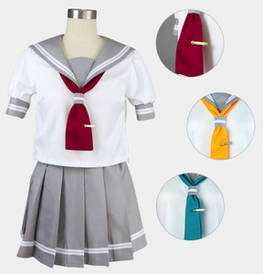 Kotori Minami Love Live! Sunshine!! Aqours Cute Sailor Suit Cosplay Costum Summer School Uniform Lolita Gilr Dress Anime