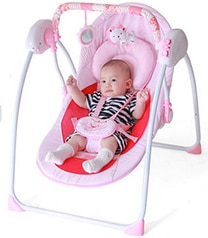 Free Shipping Ppimi Baby Rocking Chair Electric Cradle Bed Baby Cradle Chaise Lounge Baby Shaker Multifunctional Chair chbaby music rocking chair baby bed rocking children cradle
