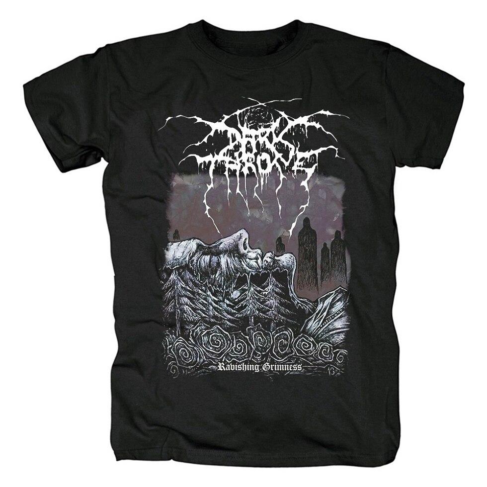 22 designs Darkthrone Rock shirt 3D mma fitness Hardrock heavy Dark Metal Punk Cotton Ropa Mujer Streetwear skateboard