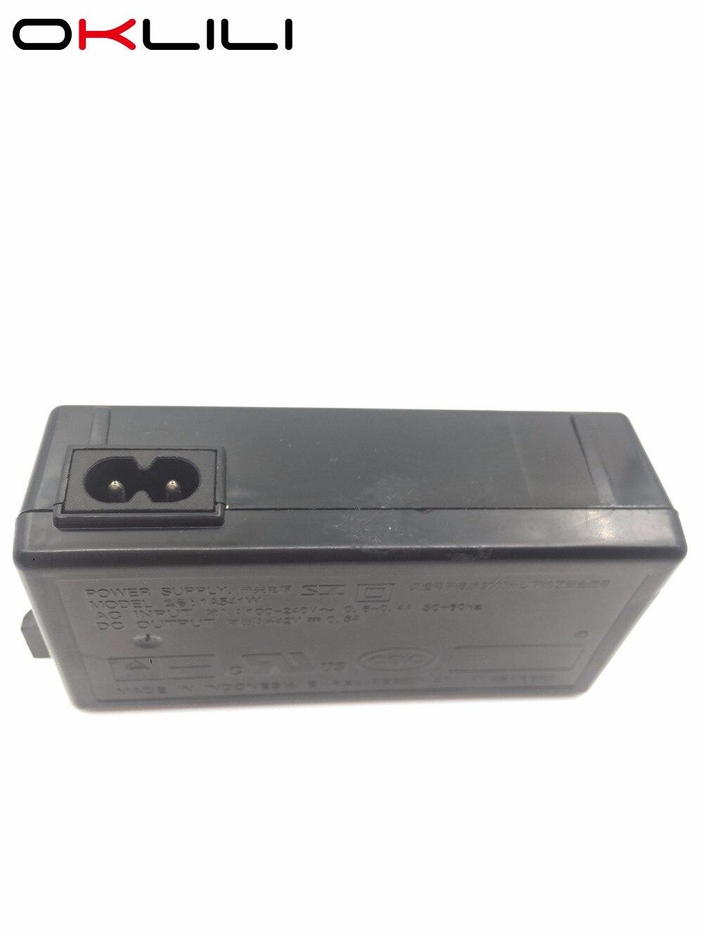 Адаптер питания переменного тока, зарядное устройство для Epson L110 L120 L210 L220 L300 L310 L350 L355 L360 L365 L455 L555 L565 L100 L132 L130 L222 Адаптеры питания принтера      АлиЭкспресс