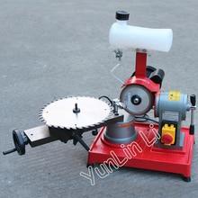 Alliage scie lame rectifieuse Mini engrenage rectifieuse couteau meuleuse Mini machines à bois outils