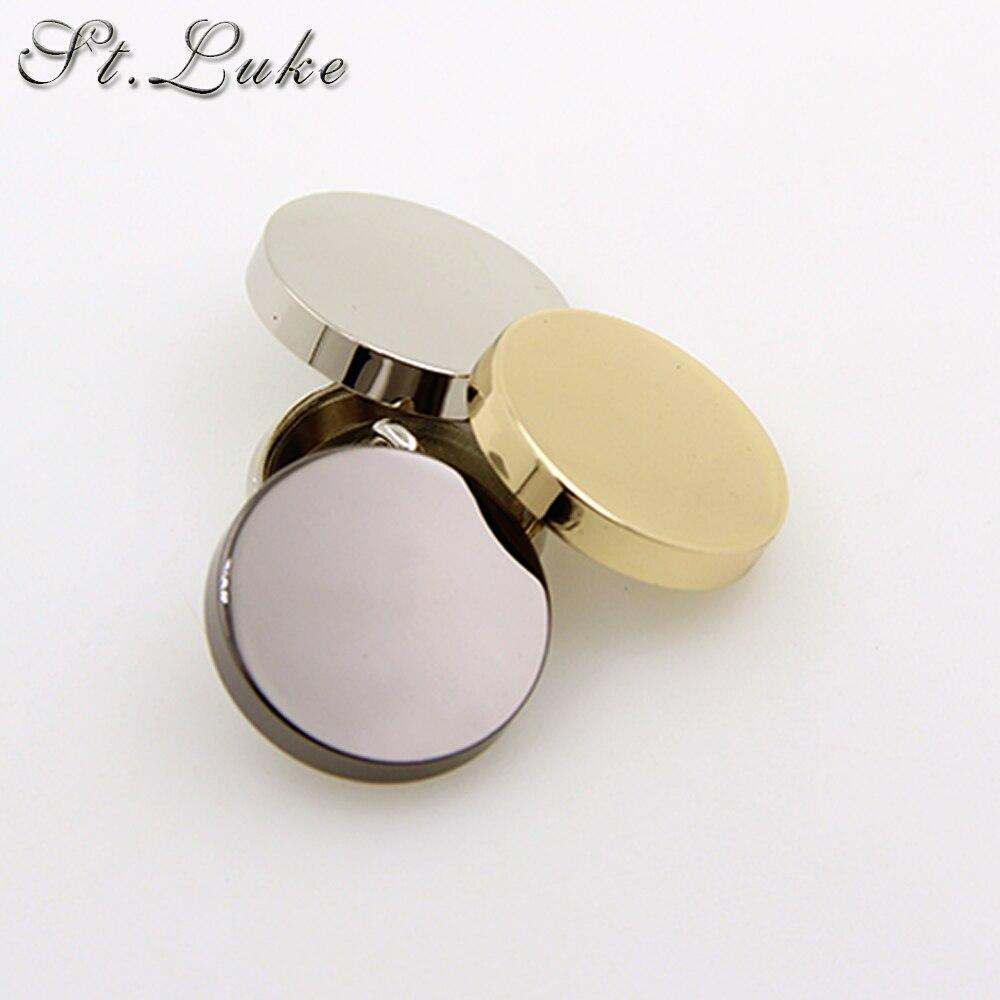 Hot Koop 10 Stks/partij Nieuwe Mode Decoratieve Knoppen Hoge Kwaliteit Vliegtuig Gold Knoppen Voor Mannen Shirt Pak Overcot Naaien Accessoires