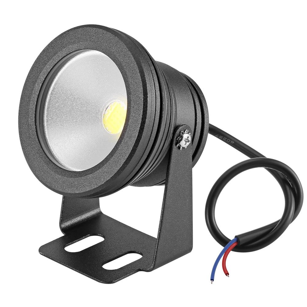 Светодиодный подводный светодиодный прожектор светильник Водонепроницаемый IP65 подводный светильник ing для бассейны фонтаны пруда водяног...
