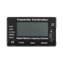 Contrôleur universel de capacité de batterie de cellules numériques de CellMeter-7 RC pour la vie de LiPo