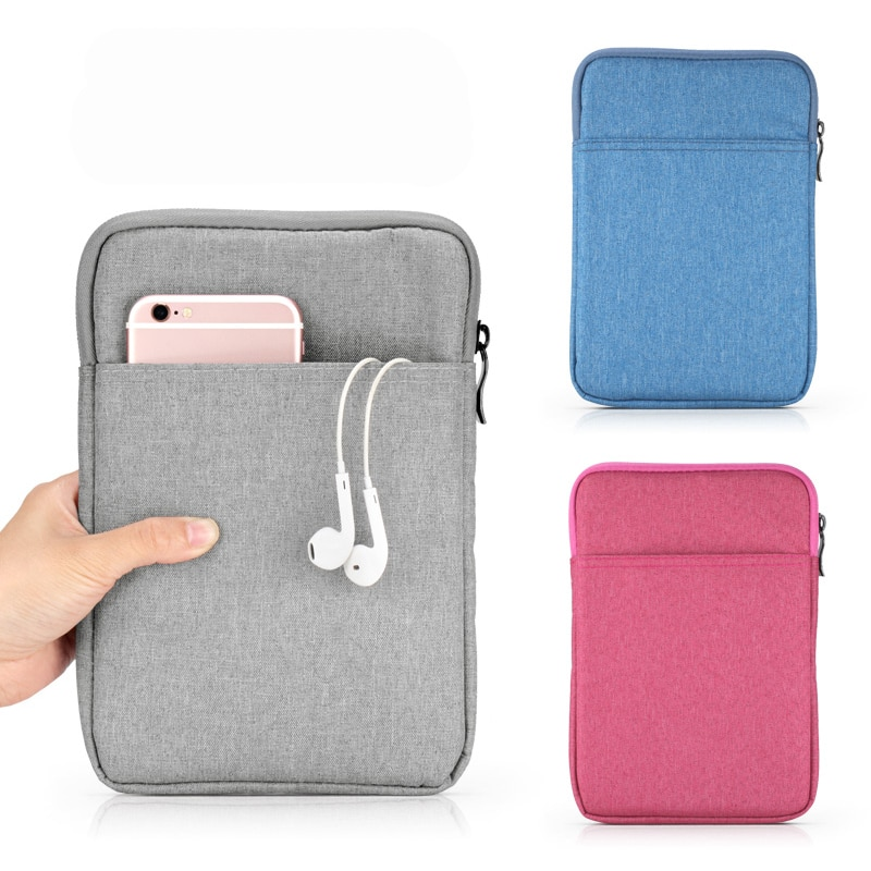 Shockproof Tablet Sleeve Bag Pouch Case For Lenovo Yoga Tab 3 8.0 850F 850M 850l Tab2 A8 A8-50 Case Cover Unisex Liner Sleeve