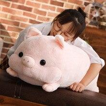 Peluche de juguete Amor de dibujos animados cerdo cálido pañuelo muñeca almohada Oficina hogar cojín almuerzo break almohada muñeca de felpa