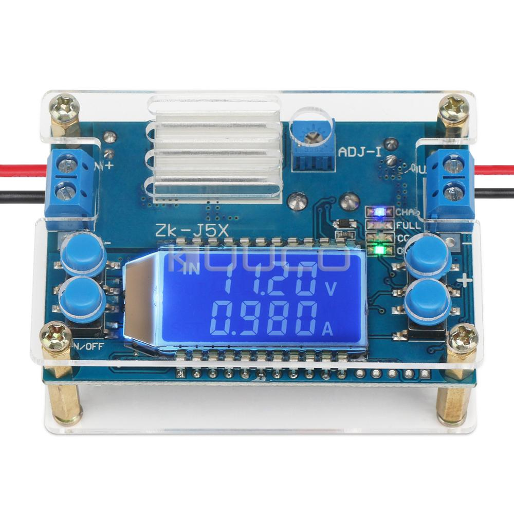 5 unids/lote módulo de fuente de alimentación DC 6,5 ~ 36 V a 1,2 ~ 32V convertidor de potencia/adaptador de corriente DC regulador/controlador de voltaje 5V 12V 24V 50W