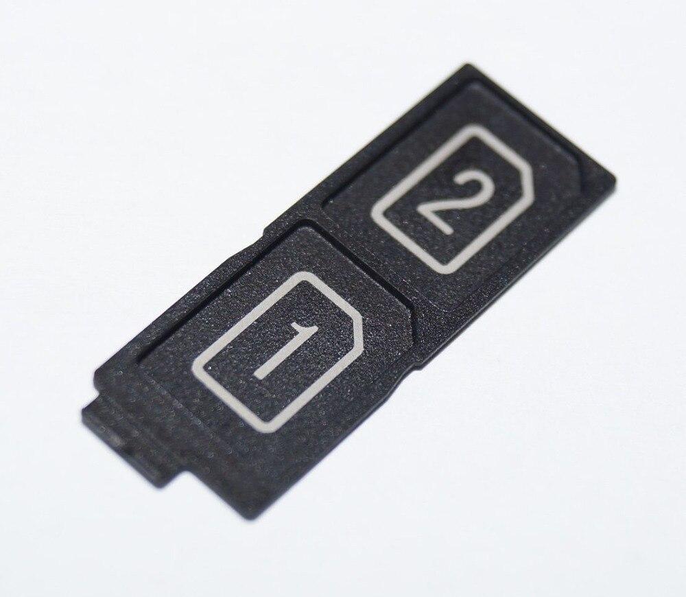 Para Sony Xperia Z5 E6603 E6633 E6653 Dual soporte para tarjeta SIM