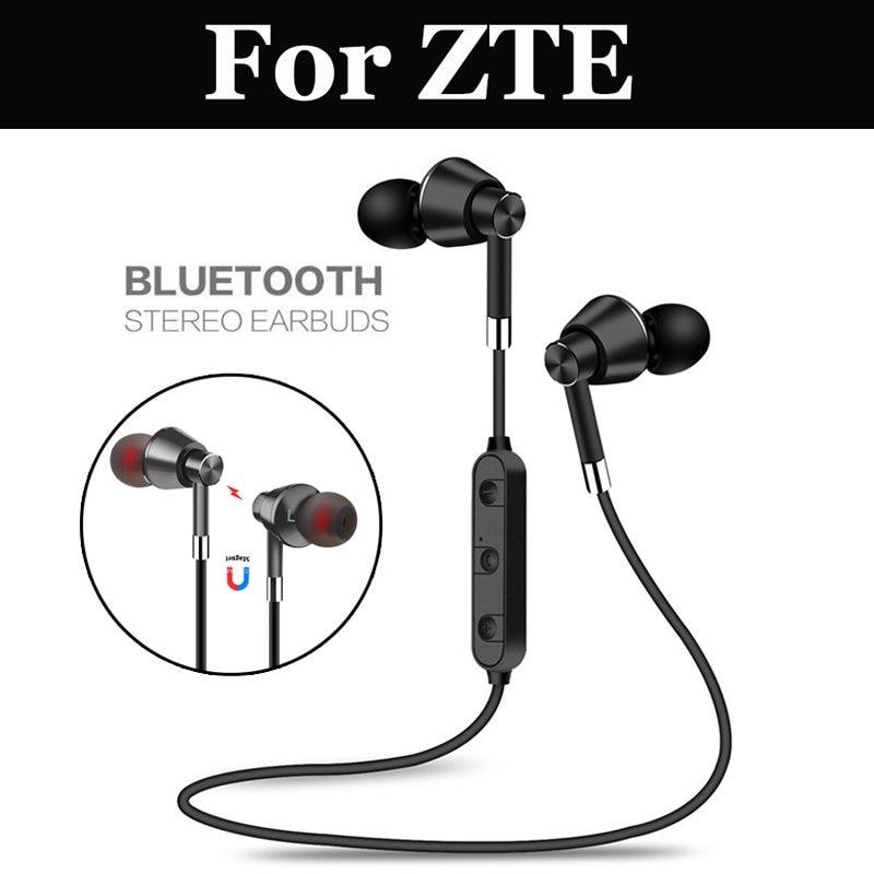 Inalámbrica Bluetooth auriculares estéreo para ZTE Nubia M2 M2 Lite mi Praga S N1 N2 V18 X Z11 Z17 Z18 lite mini S Z17S Tempo a Z10