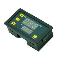 12V Timing Delay Timer Relay Module Digital LED Dual Display Cycle 0-999 Hours Adjustable Power Supplies Mayitr Dropshipping