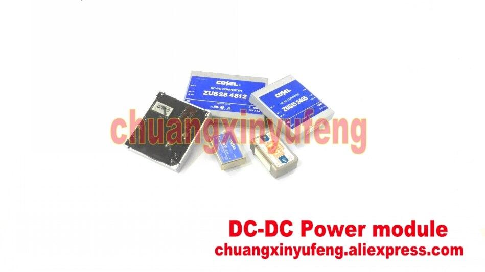 ZUW252412 COSEL DC-DC módulo de potencia DC 24 V-+ 12 V-12 V 25 W fuente de alimentación aislada módulo doble conjunto de salida
