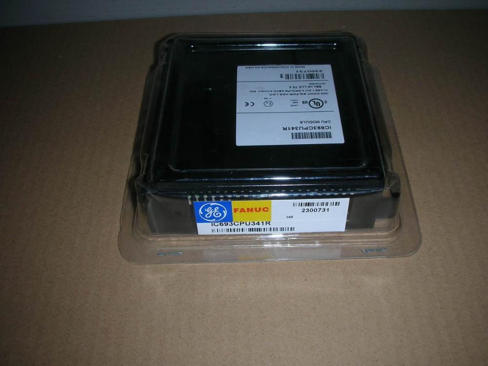 1 unidad usada fancu IC693CPU341 GE