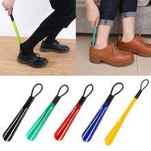 Offre spéciale cornes de chaussures professionnelles   Durables, cuillère à corne de chaussures à poignée facile, outil de levage de chaussures