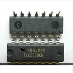 Free shipping 10PCS/LOT    TLC5620 TLC5620CN DIP-14  in stock