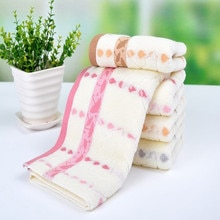 Gant de toilette doux Super absorbant le bain pur coton siège retour mot serviette de bain