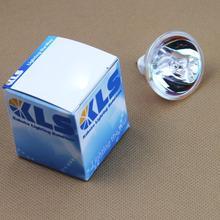 KLS JCR 15V150W/H5 GZ6.35 Япония 15В 150 Вт галогенная лампа, микроскоп Эндоскоп, JCR 15V150WH5 лампа проектора
