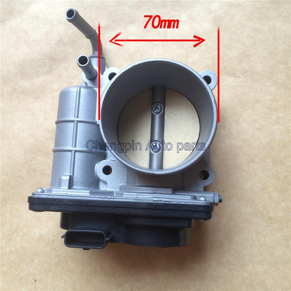 Original Throttle Body Assembly OEM# SERA526-01 16119-ED000 For NISSAN TIIDA MICRA HITACHI