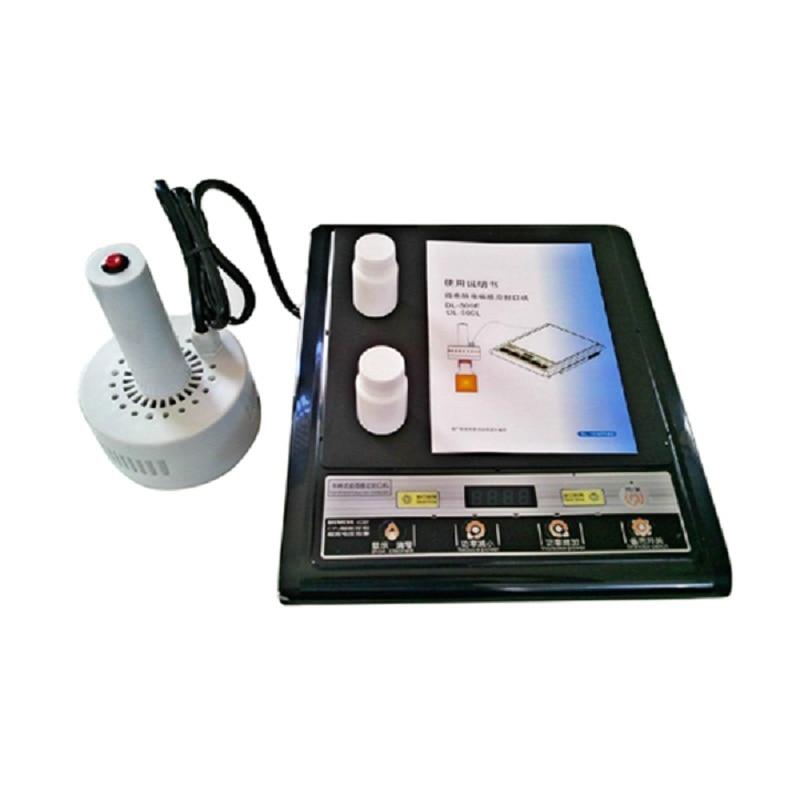 آلة ختم رقائق الألومنيوم بالحث ، آلة ختم الألومنيوم بالحث ، 20-100 مللي متر ، 220 فولت ، شحن مجاني