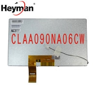 Heyman 9 inch CLAA090NA06CW 73003000851B LCD display screen panel Car navigation DVD display