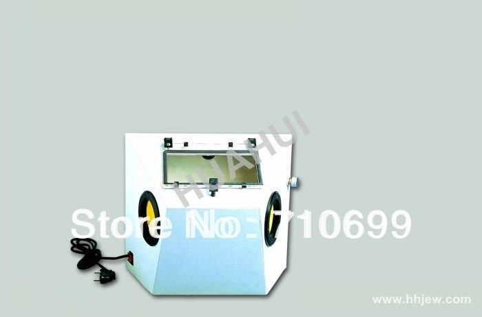 220 В ювелирные инструменты для пескоструйного аппарата Пескоструйный Аппарат