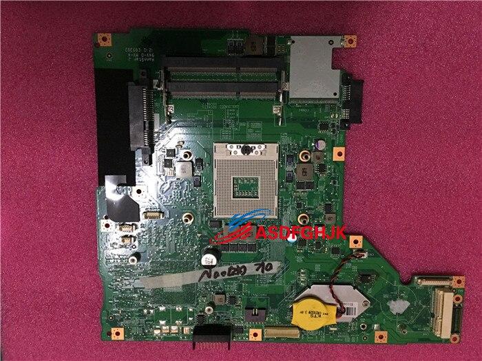MS-17551 REV 1.0 اللوحة الأم للكمبيوتر المحمول MSI CR70 اللوحة الرئيسية 100% TESED OK