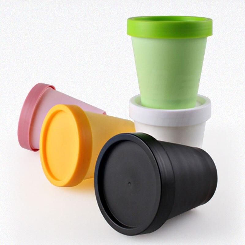 36X200g Zylinder Leere Kosmetische Creme Behälter Farbige PP Hautpflege Flaschen, runde Maske Jar Topf Mit Deckel Kosmetische Verpackung