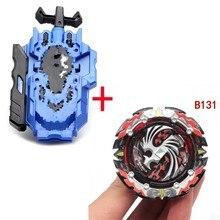 B133 B131 B129 Beyblade Burst GT Toys Arena Toupie Launchers Beyblade Metal Avec God Blayblade Bey Blade Blade Toy Bayblades