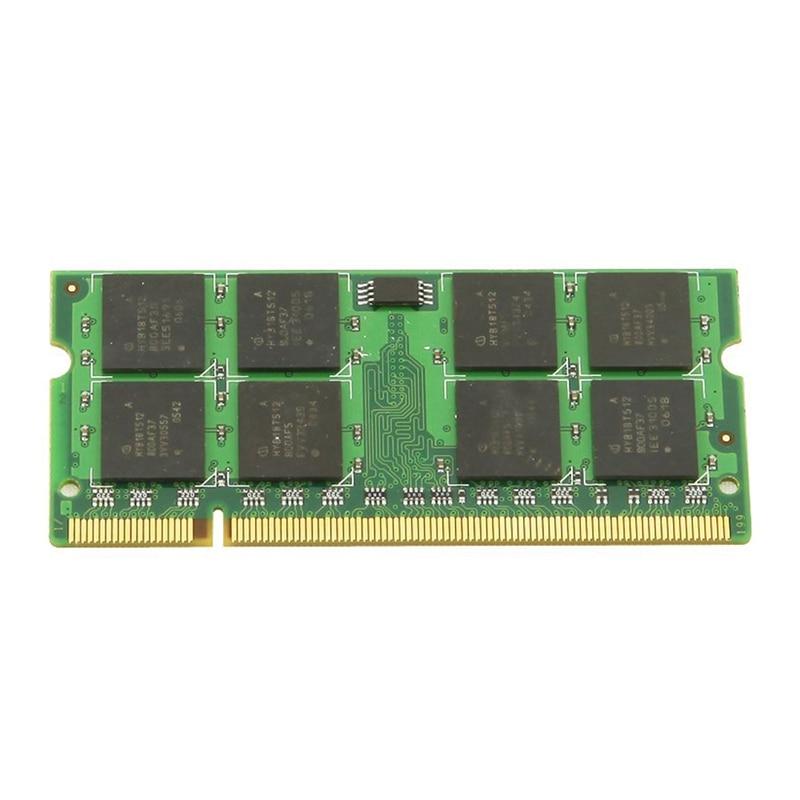 Memoria adicional 2 GB PC2-5300 DDR2 677 MHZ memoria para ordenador portátil