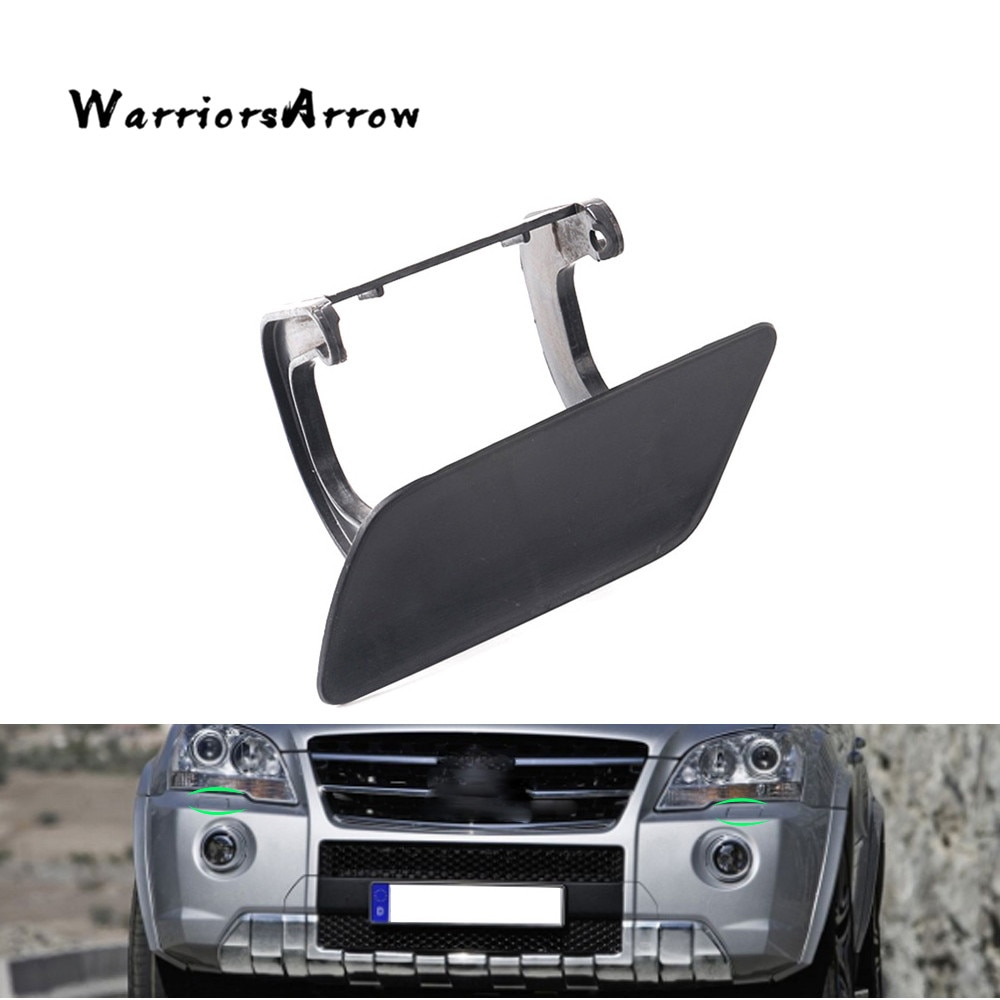WarriorsArrow Front Bumper Headlight Washer Cap Cover Right For Mercedes-Benz ML320 ML350 ML550 W164 2008 2010 2011 1648601008