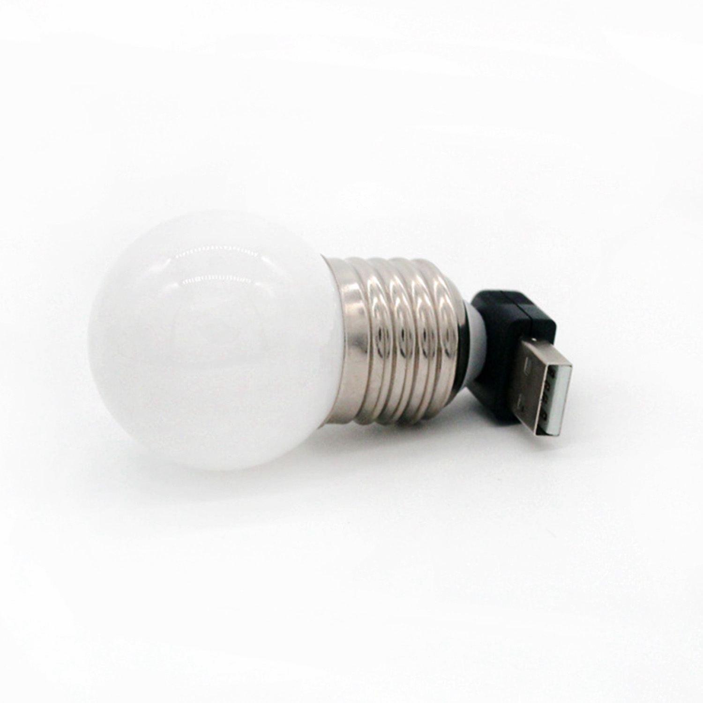 Neue USB LED Lampe Mini Nacht licht Led Nacht Laptop Desktop lampe Clamp Flexible usb licht Outdoor Taschenlampe Notfall Lampe