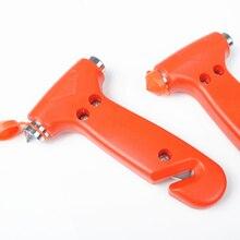 Style de voiture Multifonction marteau de sécurité pour Audi A1 A2 A3 A4 A5 A6 A7 A8 Q2 Q3 Q5 Q7 S3 S4 S5 S6 S7 S8 TT TTS RS3 RS4 RS5 RS6