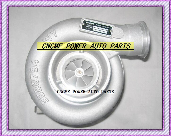 Turbo hx35 4038475 4035373 3595158 4038480 4039243 1103463 para a máquina escavadora do gerador do carregador da roda de komatsu 210-3 pc200 wa200 6 btaa