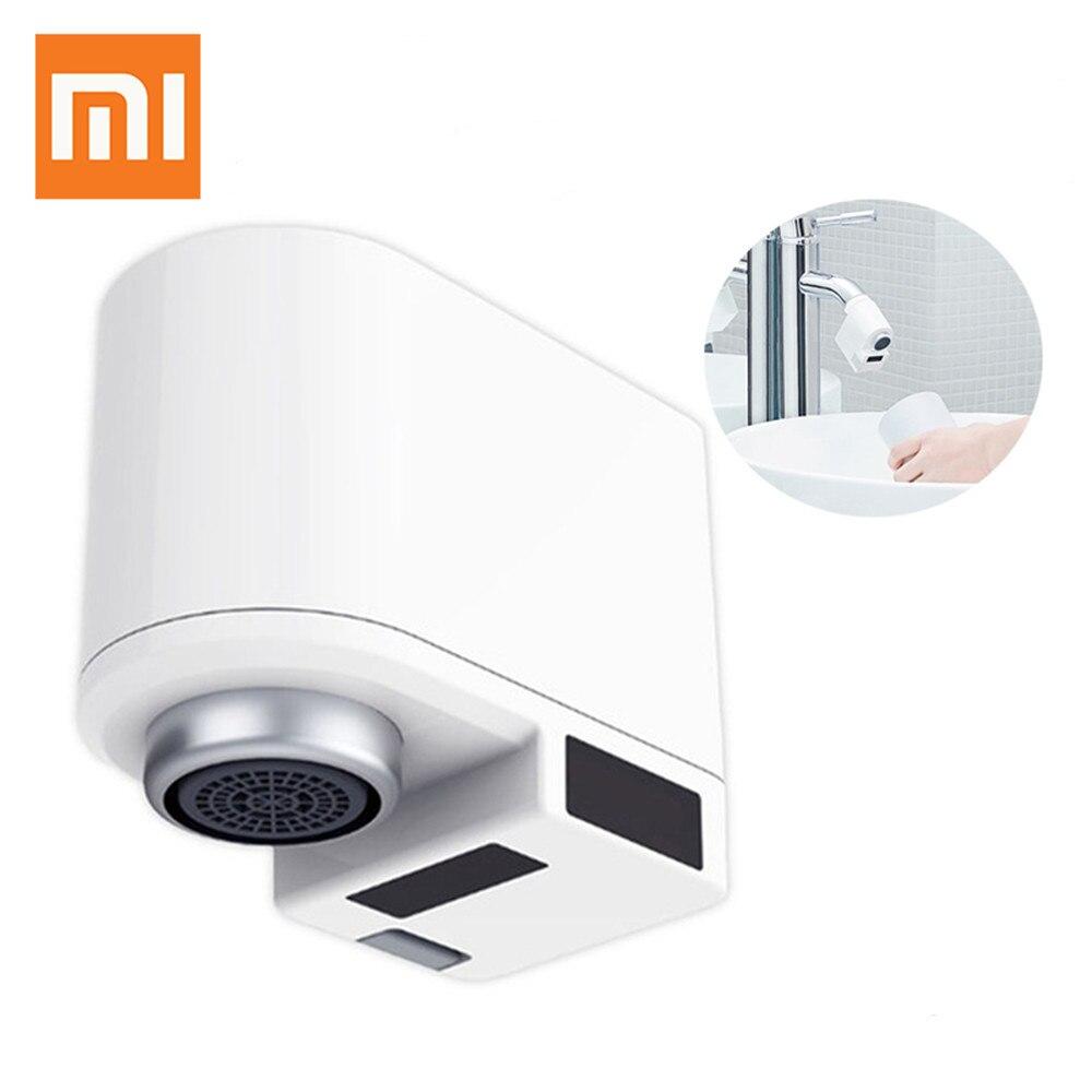 Оригинальный автоматический водопроводный кран Xiaomi Xiaoda, умный водопроводный датчик, инфракрасное водо-энергосберегающее устройство, кухонный сопло