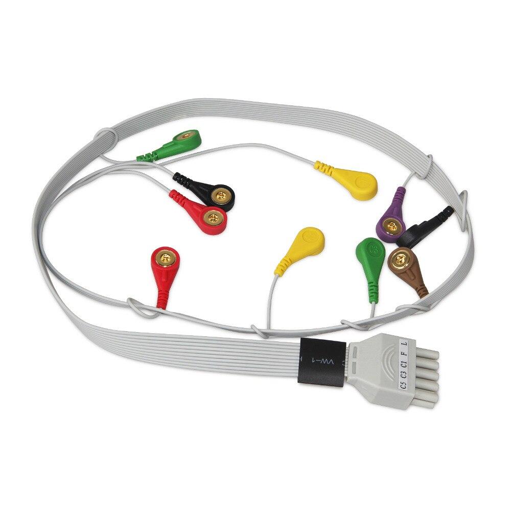 Kabel do holter TLC6000 TLC5000