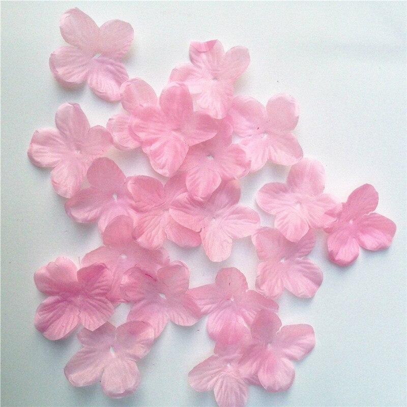 100/300/500 шт. Цветок вишни Розы Свадебные лепестки искусственные шелковые цветы украшение для дома товары для вечеринок