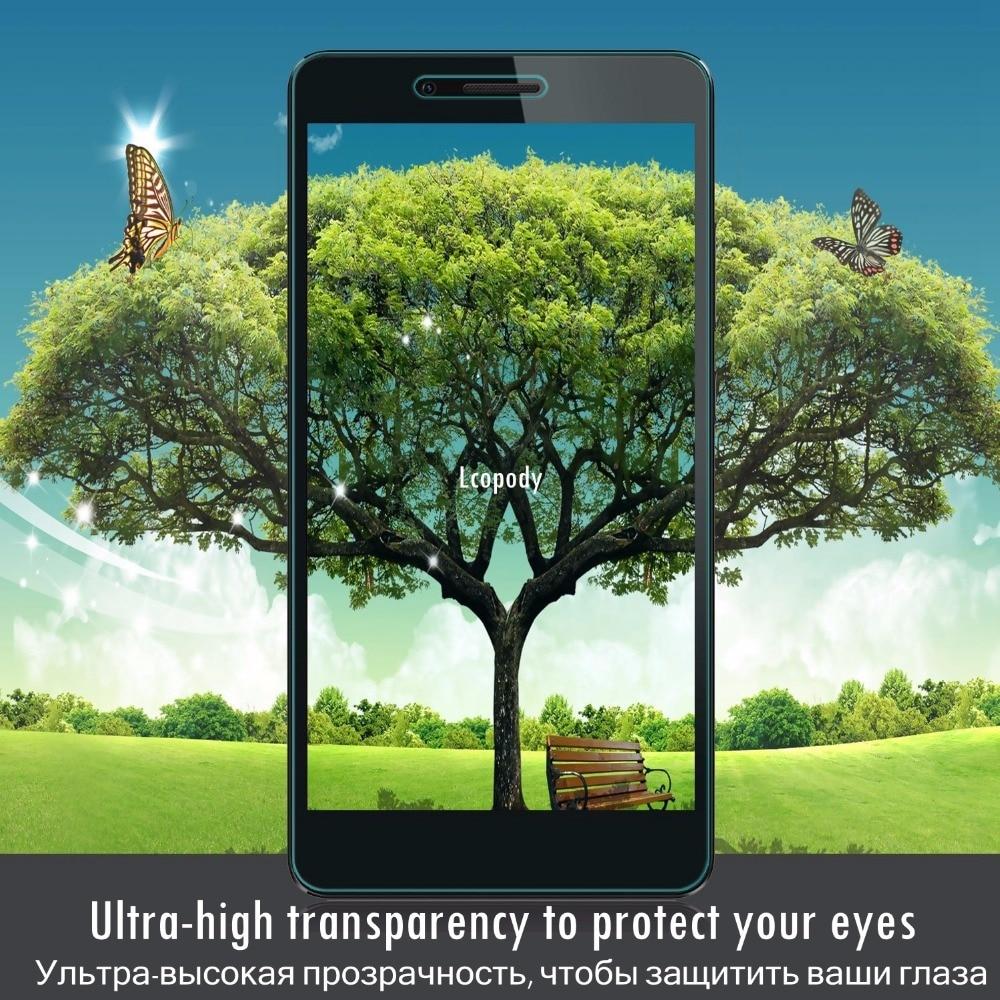 Templado de vidrio para Huawei TIT-L01 CHM-UO1 CHN-TL00H LYO-L21 GR5 GX8 GR3 S-U06 disparó x LCL-121 abeja Y541-U02 Film Protector de pantalla