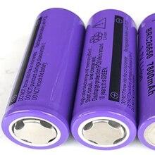 100% nouvelle batterie Rechargeable au Lithium 26650 3.7 v 7800 mah 26650 pour batteries de lampe de poche GTL EvreFire