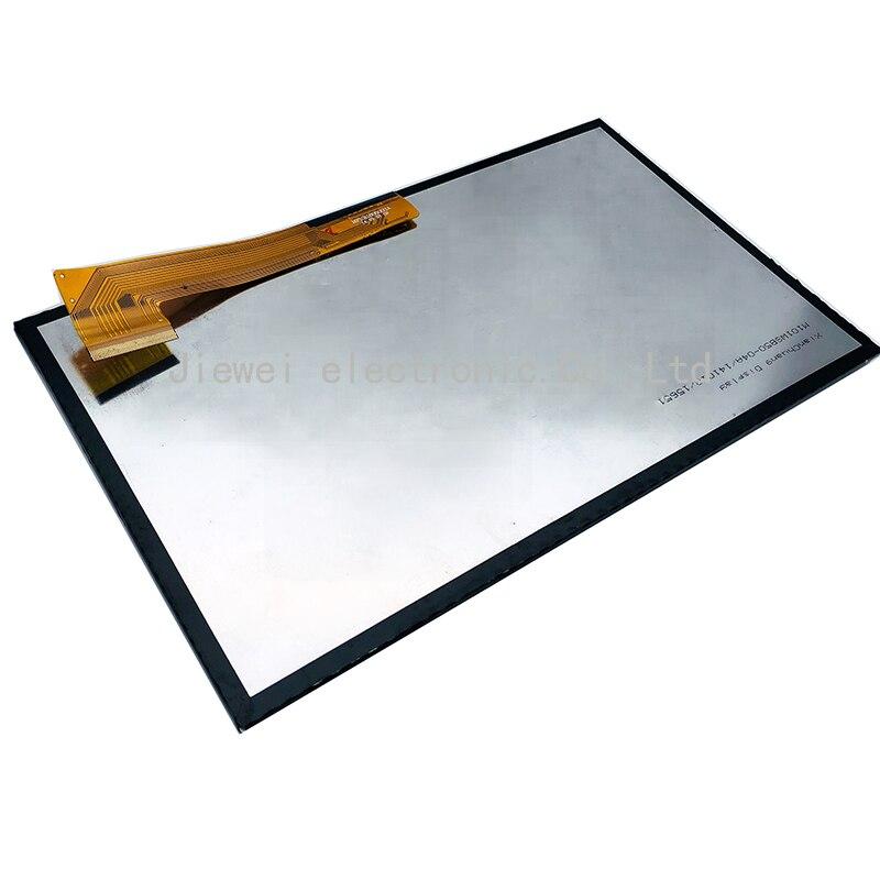 Pantalla LCD de 10,1 pulgadas y 50 pines para tableta LCD Cedrix Pad CDX1028 CDX-1028 Woxter QX 103 Woxter SX100