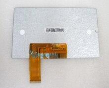 Écran de 7 pouces câble incurvé 40PIN HD TX070HBN-00 HSD070-27LED écrans LCD HSD070TFW01-A0