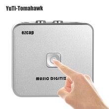 Numériseur de musique enregistreur de Capture Audio avec 3.5mm RCA dans les Ports enregistrer dans la carte SD disque USB comme fichier MP3 avec télécommande