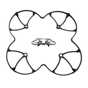 Protective Cover for DJI Tello Quadcopter Propeller Cover Remote Drone Blade Protection Black