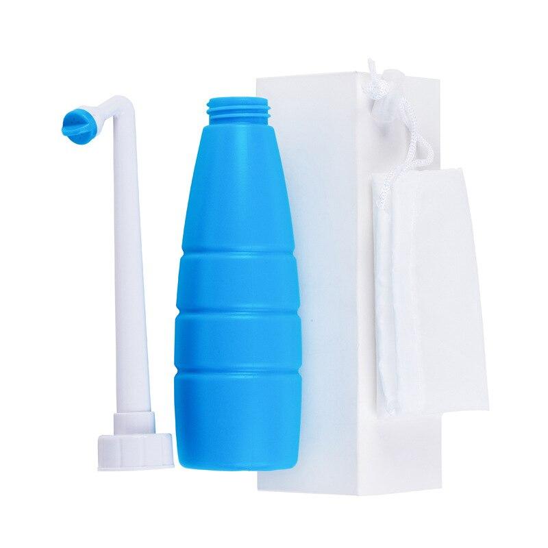 Medical Pump 400ML Syringe Vaginal Large Douche Spray Cleaning Anal Vagina Enema Syringe Anal Washer Pump Shower Enemator Vagina