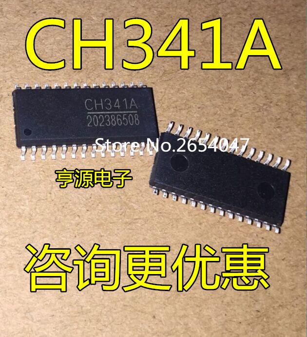 10 Uds Original CH341A CH341 SOP28 WCH mejor calidad ic