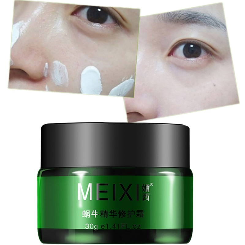 Crema hidratante antiarrugas de caracol, crema de noche, tratamiento de crema facial antienvejecimiento, blanqueamiento de la piel, cuidado de la piel